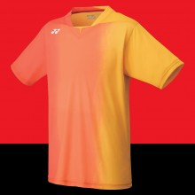 POLO YONEX 12128 MEN ORANGE