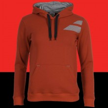 BABOLAT SWEAT HOODIE CORE MEN RED