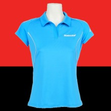 BABOLAT POLO MATCH CORE WOMEN 14 TURQUOISE
