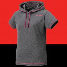 YONEX HOODIE T-SHIRT TOUR ELITE WOMEN 16248 BLACK