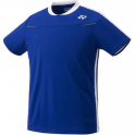 YONEX MEN'S CREW NECK T-SHIRT 10178 BLUE