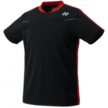 YONEX CREW NECK TEAM MEN 10178 BLACK