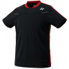 YONEX MEN'S CREW NECK T-SHIRT 10178 BLACK