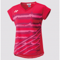 YONEX WOMEN'S TOUR ELITE T-SHIRT 20349 RED