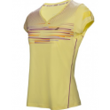 BABOLAT CAP SLEEVE PERF WOMEN T-SHIRT AERO WASHED