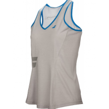 BABOLAT CORE CROP TOP WOMEN FRESH GREY