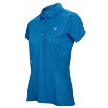 BABOLAT POLO CORE CLUB WOMEN BLUE