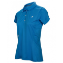 BABOLAT POLO CORE CLUB WOMEN BLUE 2017