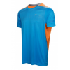 BABOLAT CREW NECK PERF T-SHIRT MEN BLUE