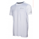 BABOLAT CREW NECK PERF T-SHIRT MEN WHITE