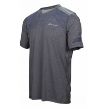 BABOLAT V-NECK PERF T-SHIRT MEN GREY