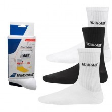 BABOLAT CHAUSSETTES HOMME 3 PAIRS