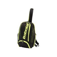 BABOLAT BACKPACK PURE BLACK YELLOW