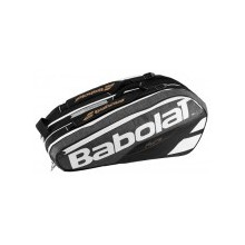 Babolat Racket Holder X9 Pure Black Grey