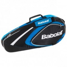 Babolat Racket Holder X4 Club Line Collection Black/Blue