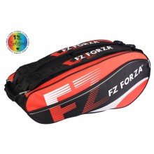 FORZA TAHSIN BLACK/RED 6PCS