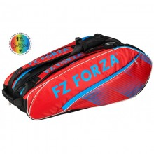 FORZA CALEDON 9PC RACKET RED BAG