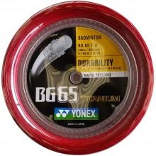 YONEX BOBINE BG65 TITANIUM 200M