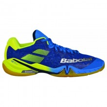 BABOLAT SHADOW TOUR MEN BLUE YELLOW-COLLECTION 2018