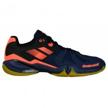 BABOLAT SHADOW SPIRIT MEN BLUE ORANGE-COLLECTION 2018