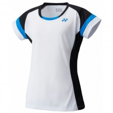 YONEX POLO WOMEN TEAM YW0001 WHITE