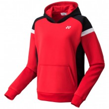 YONEX SWEAT HOODIE WOMEN YW0007 RED