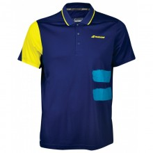 BABOLAT POLO PERF MEN BLUE 2018