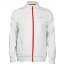 BABOLAT JACKET CLUB MEN WHITE 2018