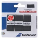 BABOLAT PRO TACKY SURGRIPS X3 BLACK