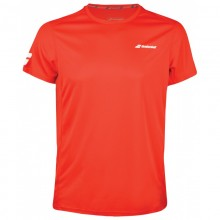 BABOLAT FLAG TEE CORE CLUB MEN DIVA RED 2018