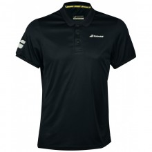 BABOLAT POLO CORE CLUB MEN BLACK 2018
