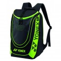 YONEX BAG2812EX BACKPACK BLACK LIME