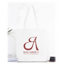 BAD ADDICT TOTE BAG