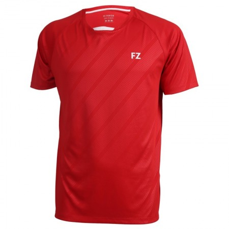 the best united states classic styles FORZA T-SHIRT HECTOR MEN RED - BAD ADDICT