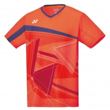 YONEX CREW NECK MEN 10334EX ORANGE