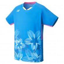 YONEX T-SHIRT 10378EX JAPAN TEAM BLUE