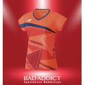 YONEX CREW NECK SHIRT WOMEN 20521EX ORANGE