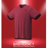 YONEX T-SHIRT MEN 10294 DARK RED