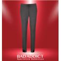 BAD ADDICT PANTALON WOMEN GRIS