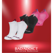 BABOLAT CHAUSSETTES FEMME INVISIBLE X2