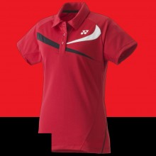 YONEX TEAM POLO 20240 Lady Red