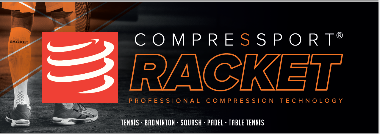Compressport Racket