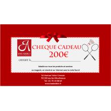 CHEQUE CADEAU BAD ADDICT 150€
