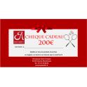 CHEQUE CADEAU BAD ADDICT 200€