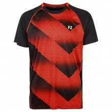 FORZA T-SHIRT HOMME MONTHY ROUGE
