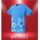 YONEX T-SHIRT HOMME 10378EX JAPAN TEAM BLEU