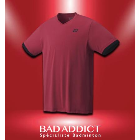 https://badaddict.fr/3823-thickbox/yonex-t-shirt-men-10294-dark-red.jpg