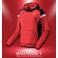YONEX SWEAT HOODIE WOMEN YW0007 RED