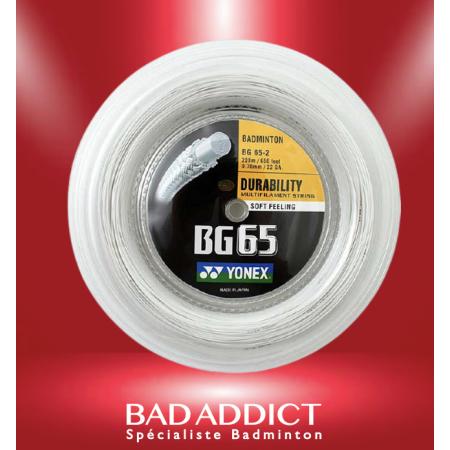 https://badaddict.fr/3924-thickbox/yonex-bobine-bg65-durability-200m.jpg