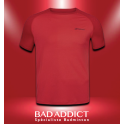 T-SHIRT BABOLAT HOMME PLAY ROUGE